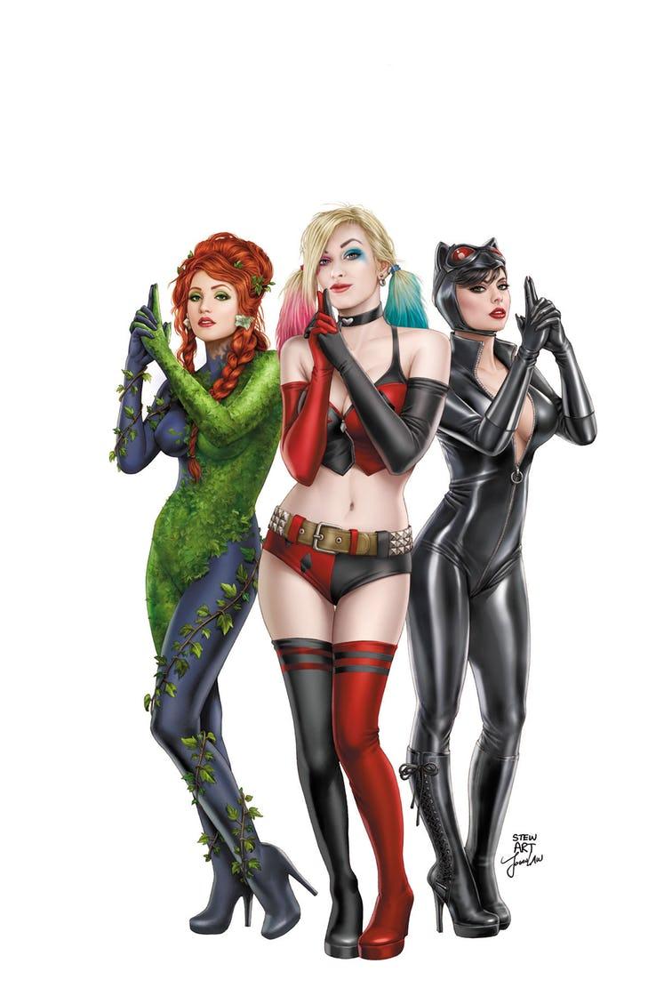 Detective Comics Vol 1 1000 Textless McKenney Variant.jpg