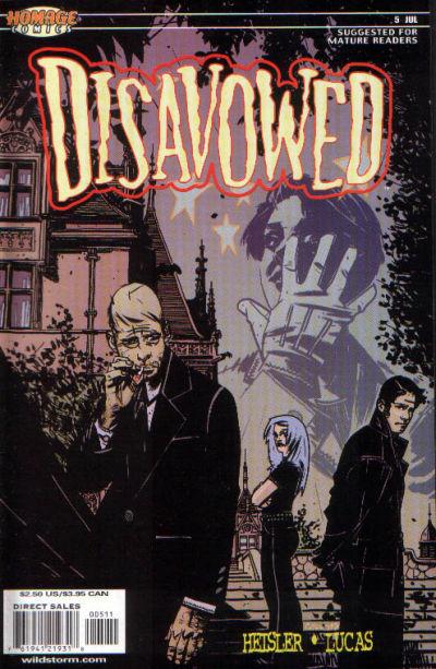 Disavowed Vol 1 5