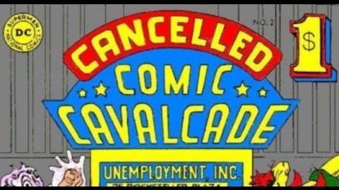 Episode 10 - Cancelled Comic Cavalcade