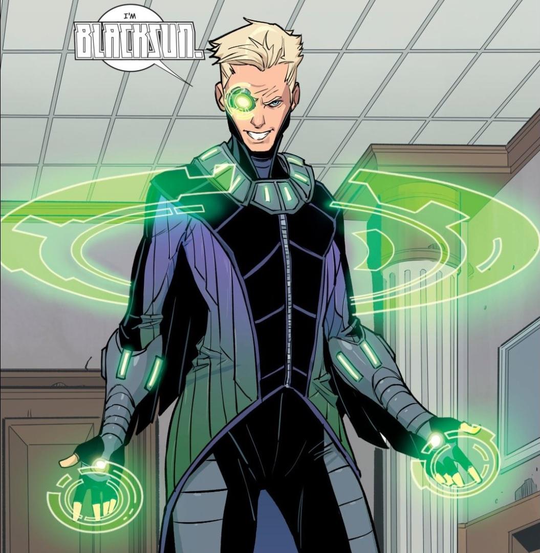 Ethan Cobblepot (Prime Earth)
