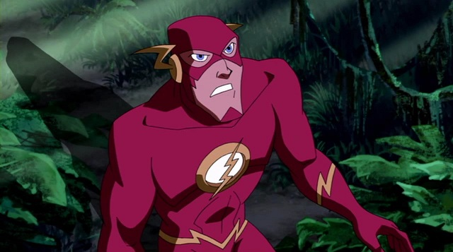 Barry Allen (Trapped In Time)