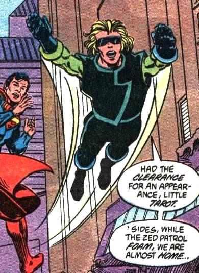 Glyder (Superboy TV Series)