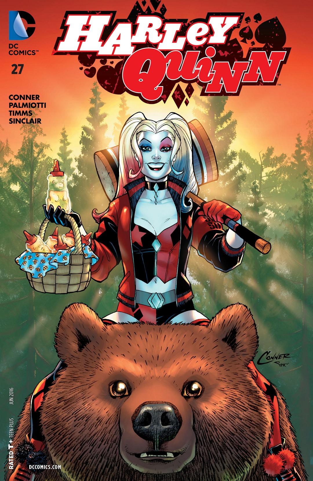 Harley Quinn Vol 2 27 Conner Variant.jpg