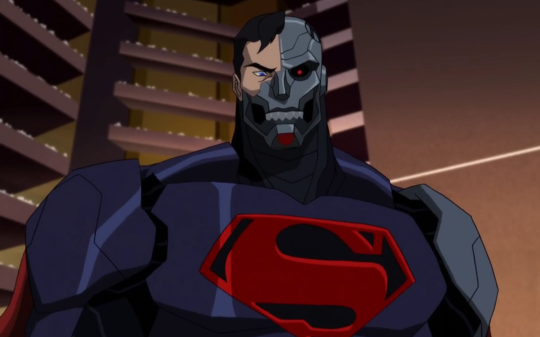 Henry Henshaw (DC Animated Movie Universe)