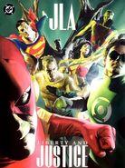 JLA Liberty and Justice Vol 1 1