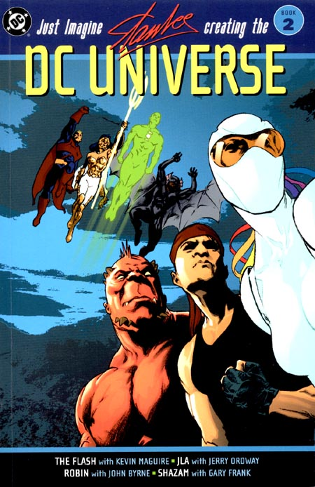 Just Imagine Stan Lee Creating the DC Universe Vol. 2 (Collected)