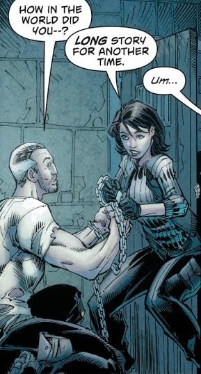 Lois Lane (Booster Shot Future)