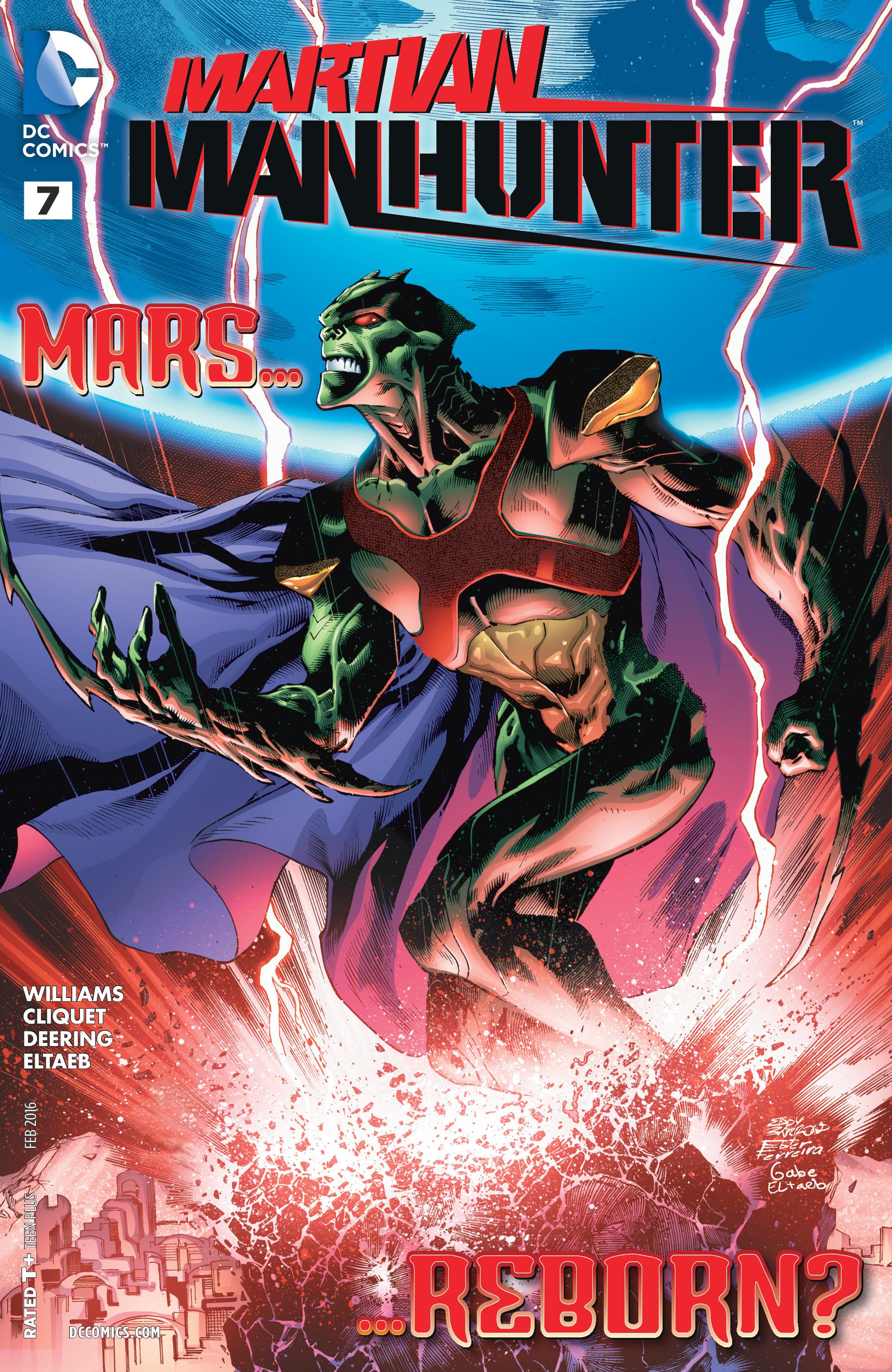 Martian Manhunter Vol 4 7