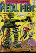 Metal Men 9