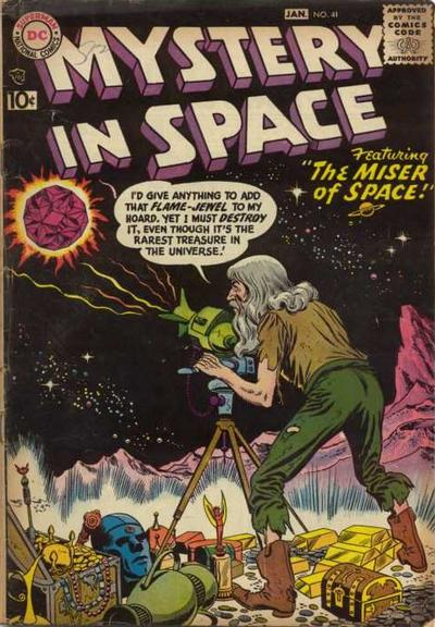 Mystery in Space Vol 1 41