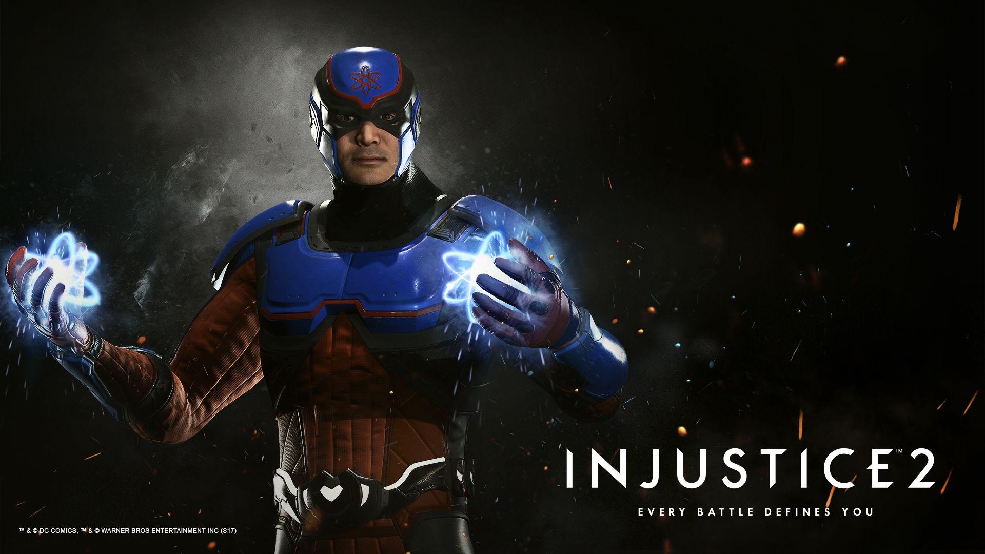 Ryan Choi (Injustice)