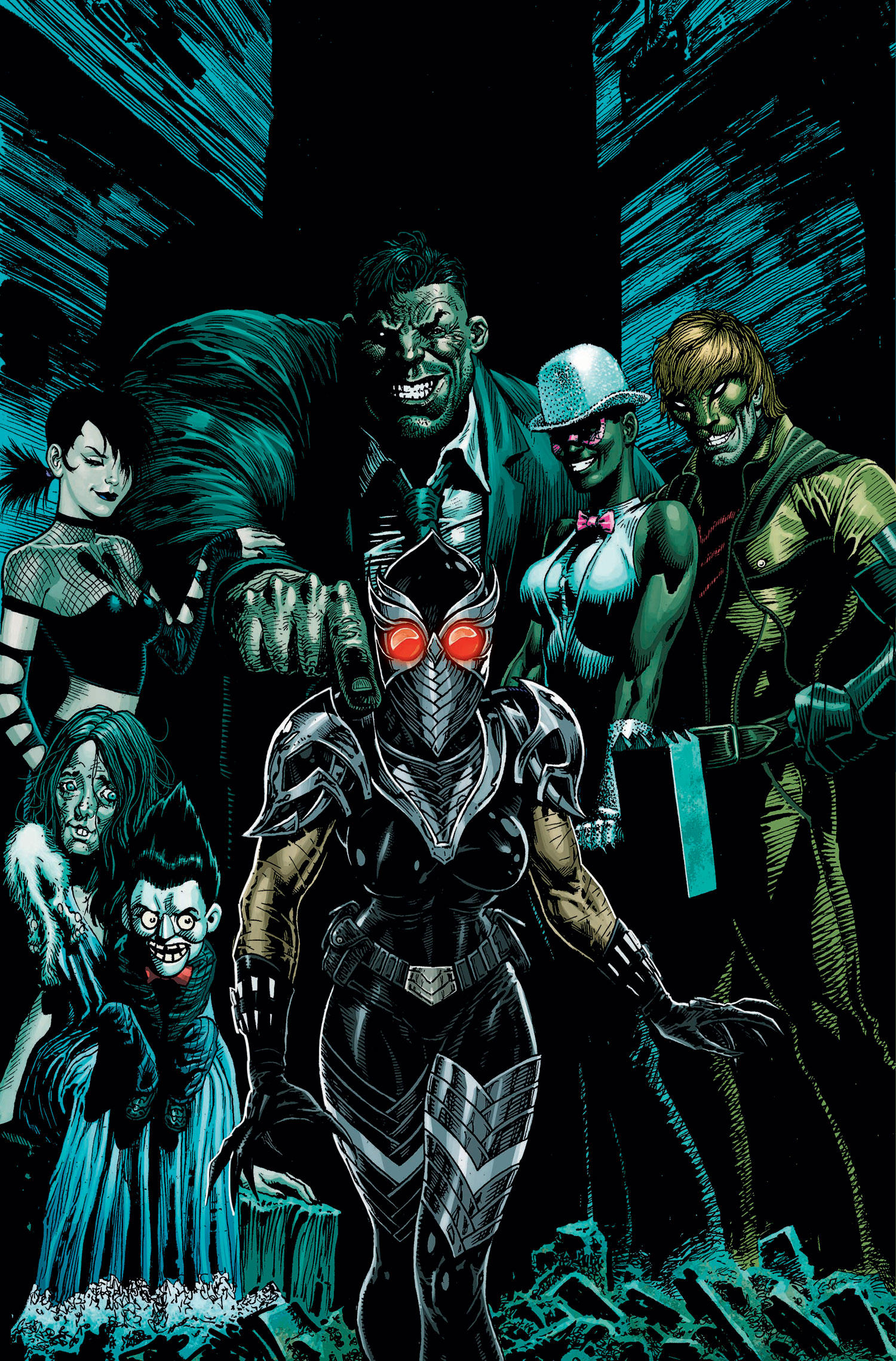 Secret Six (Prime Earth)