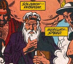 Solomon (New Earth)