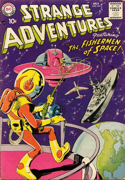 Strange Adventures Vol 1 94