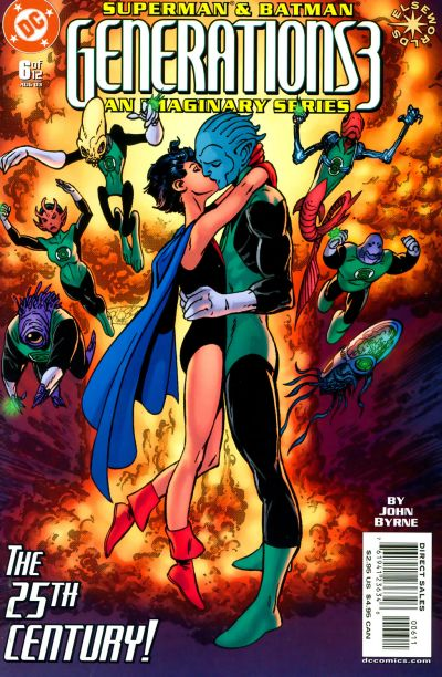 Superman & Batman: Generations III Vol 1 6