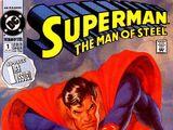 Superman: The Man of Steel Vol 1 1