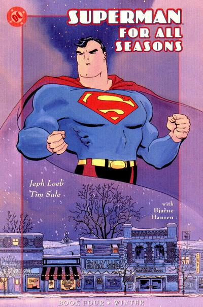 Superman for All Seasons Vol 1 4