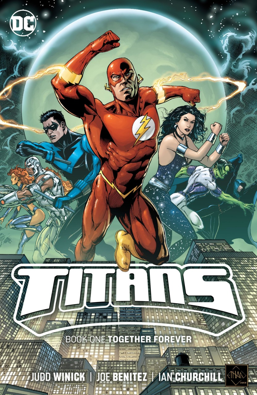 Titans: Together Forever (Collected)