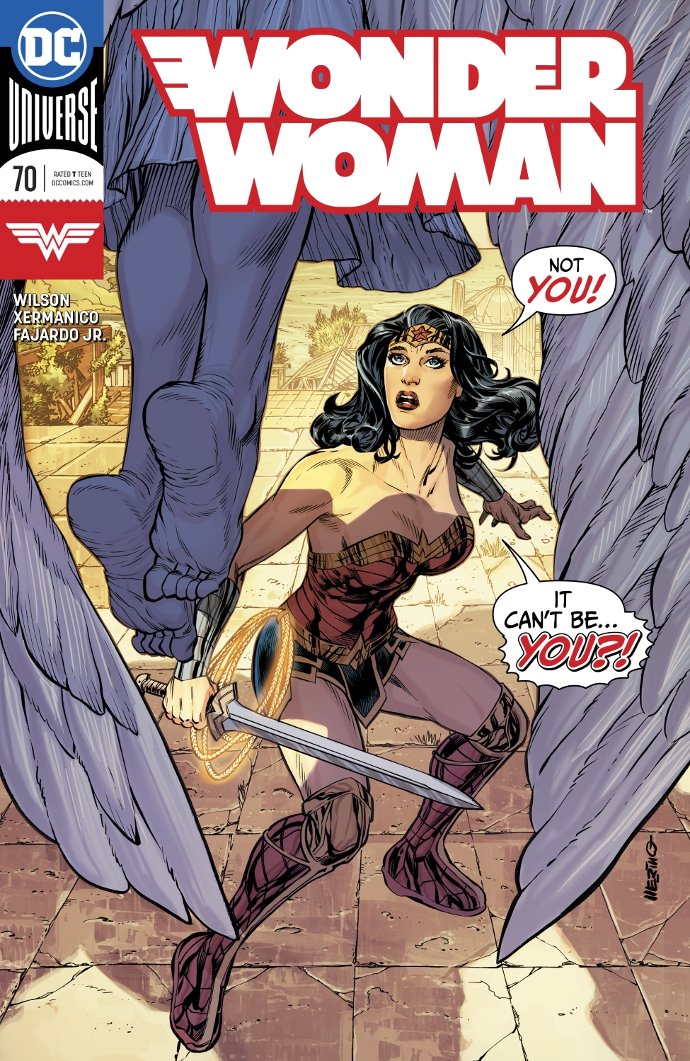 Wonder Woman Vol 5 70