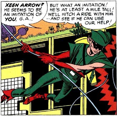Xeen Arrow (Earth-One)
