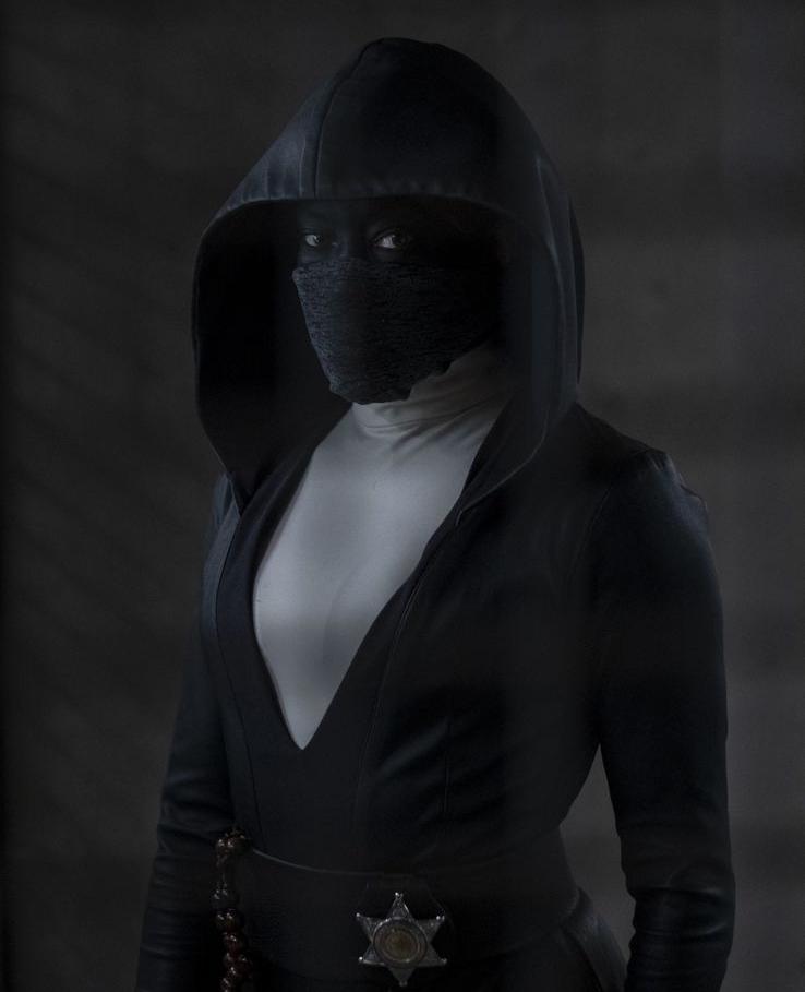 Angela Abar (Watchmen TV Series)
