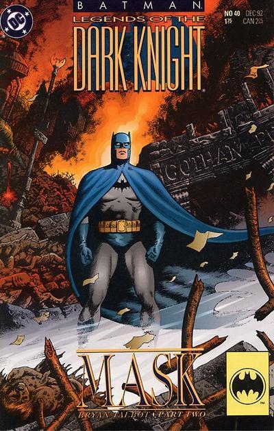 Batman: Legends of the Dark Knight Vol 1 40