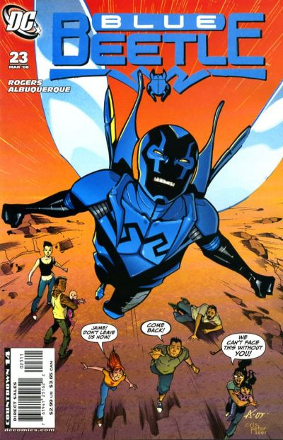 Blue Beetle Vol 7 23