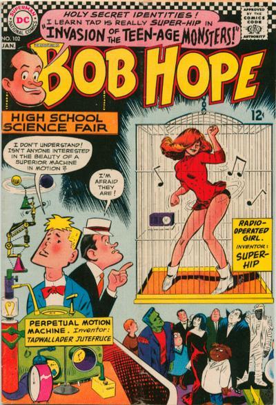 Adventures of Bob Hope Vol 1 102