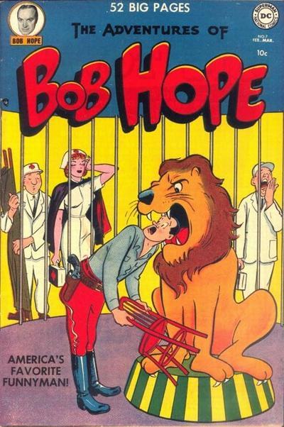 Adventures of Bob Hope Vol 1 7