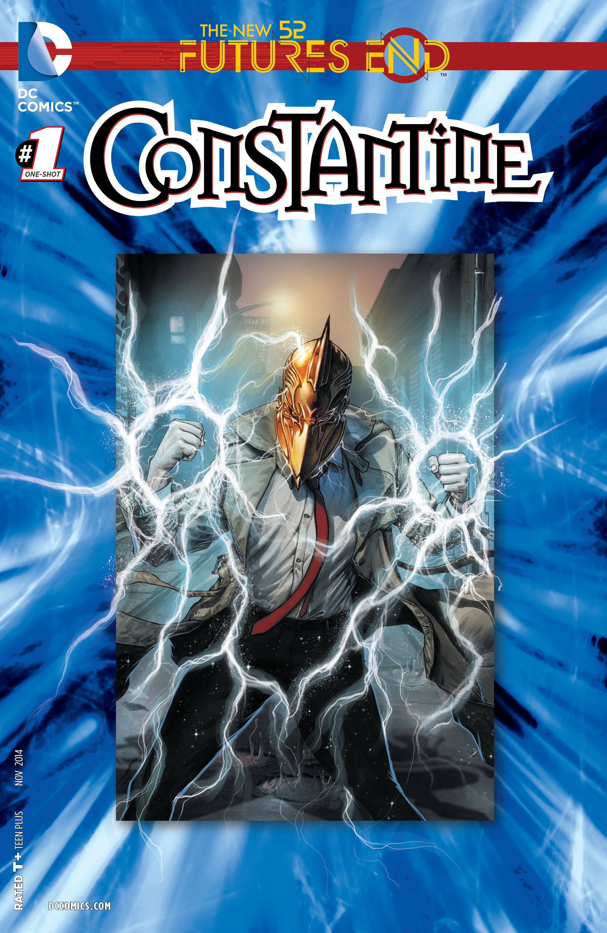 Constantine: Futures End Vol 1 1