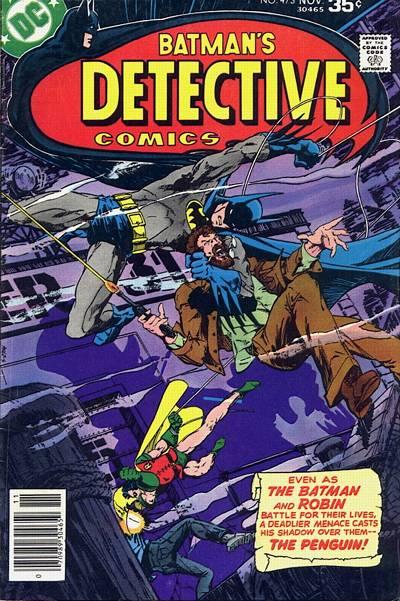 Detective Comics Vol 1 473