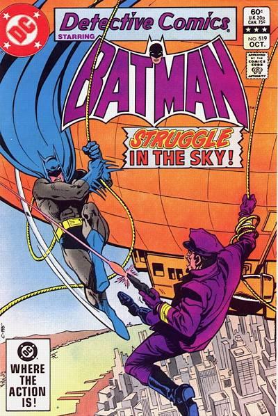 Detective Comics Vol 1 519
