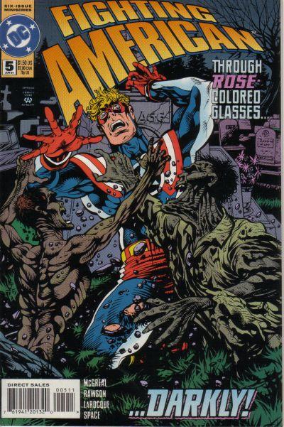 Fighting American Vol 1 5