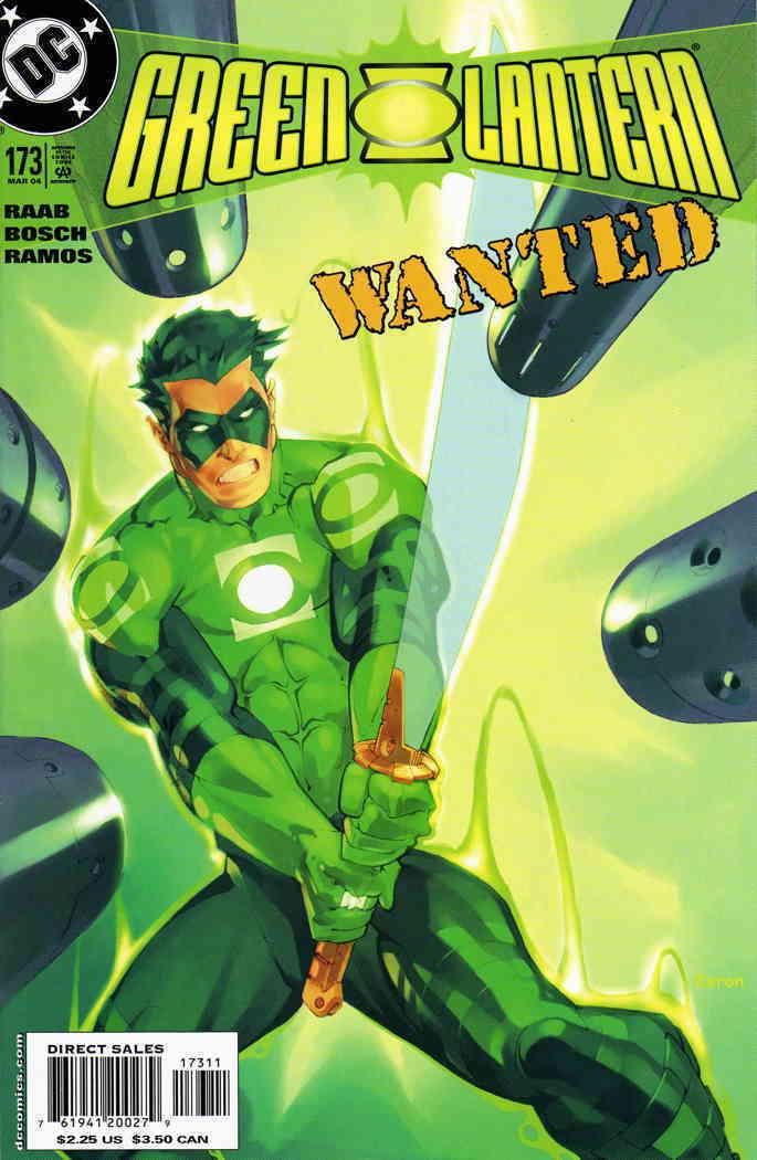 Green Lantern Vol 3 173