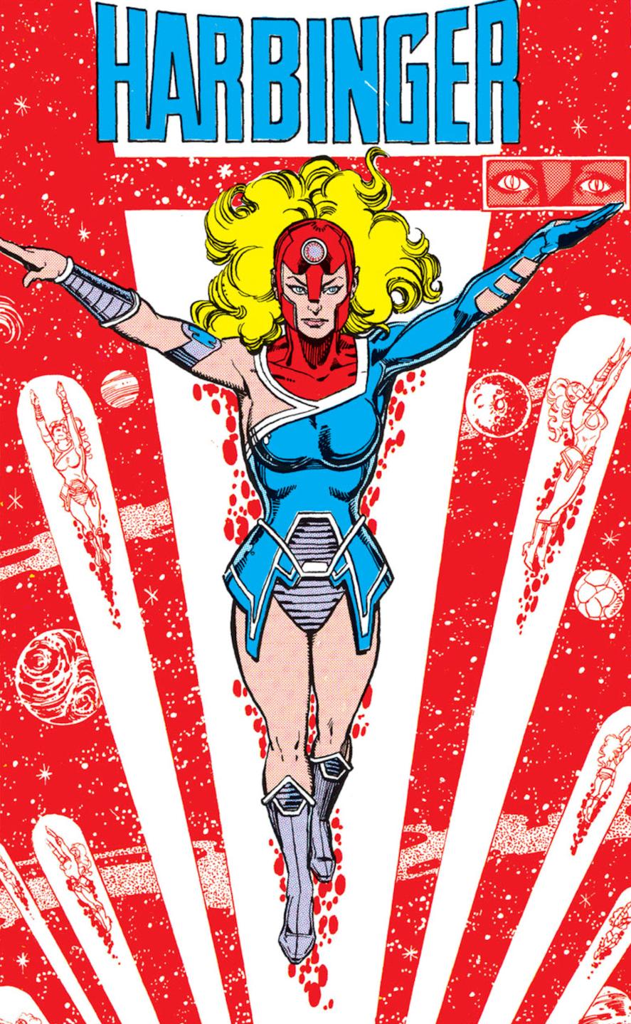 Lyla Michaels (Pre-Crisis)