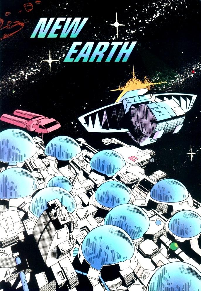 New Earth (Pre-Zero Hour)