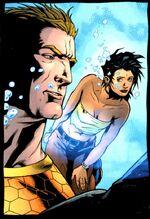 Lorena joins Aquaman