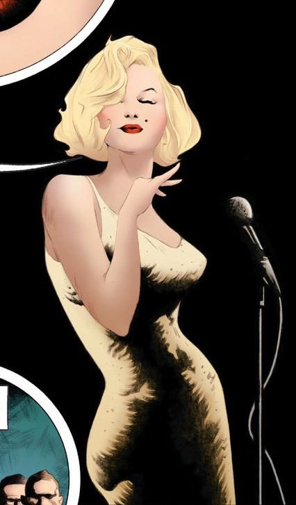 Marilyn Monroe (Watchmen)