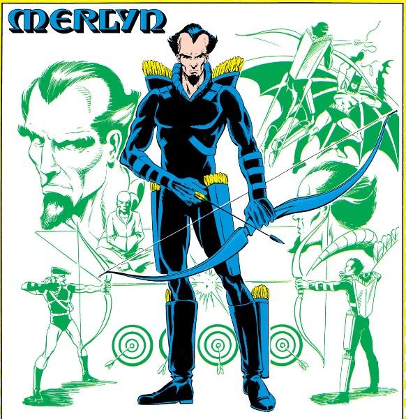 Merlyn (New Earth)