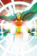 Mister Miracle Vol 4 1 Variant Textless