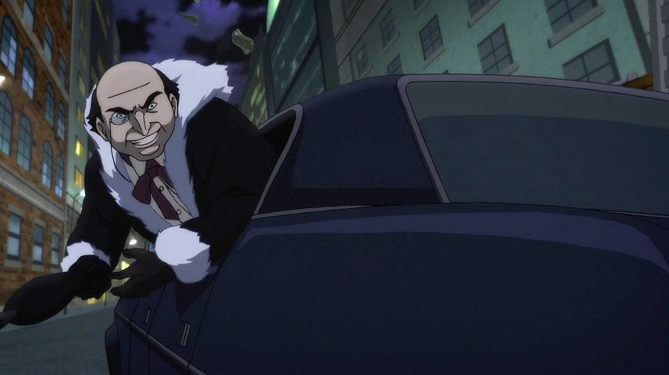 Oswald Cobblepot (DC Animated Movie Universe)