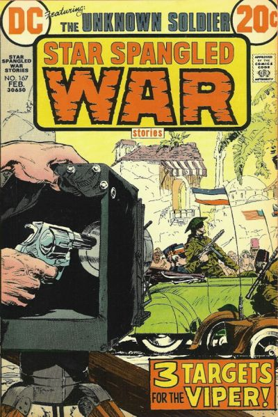 Star-Spangled War Stories Vol 1 167