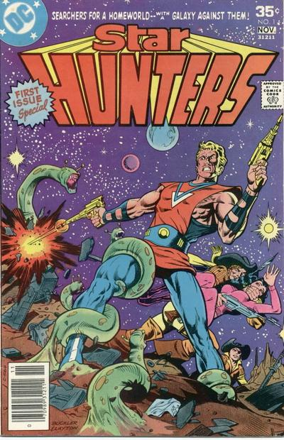 Star Hunters Vol 1 1