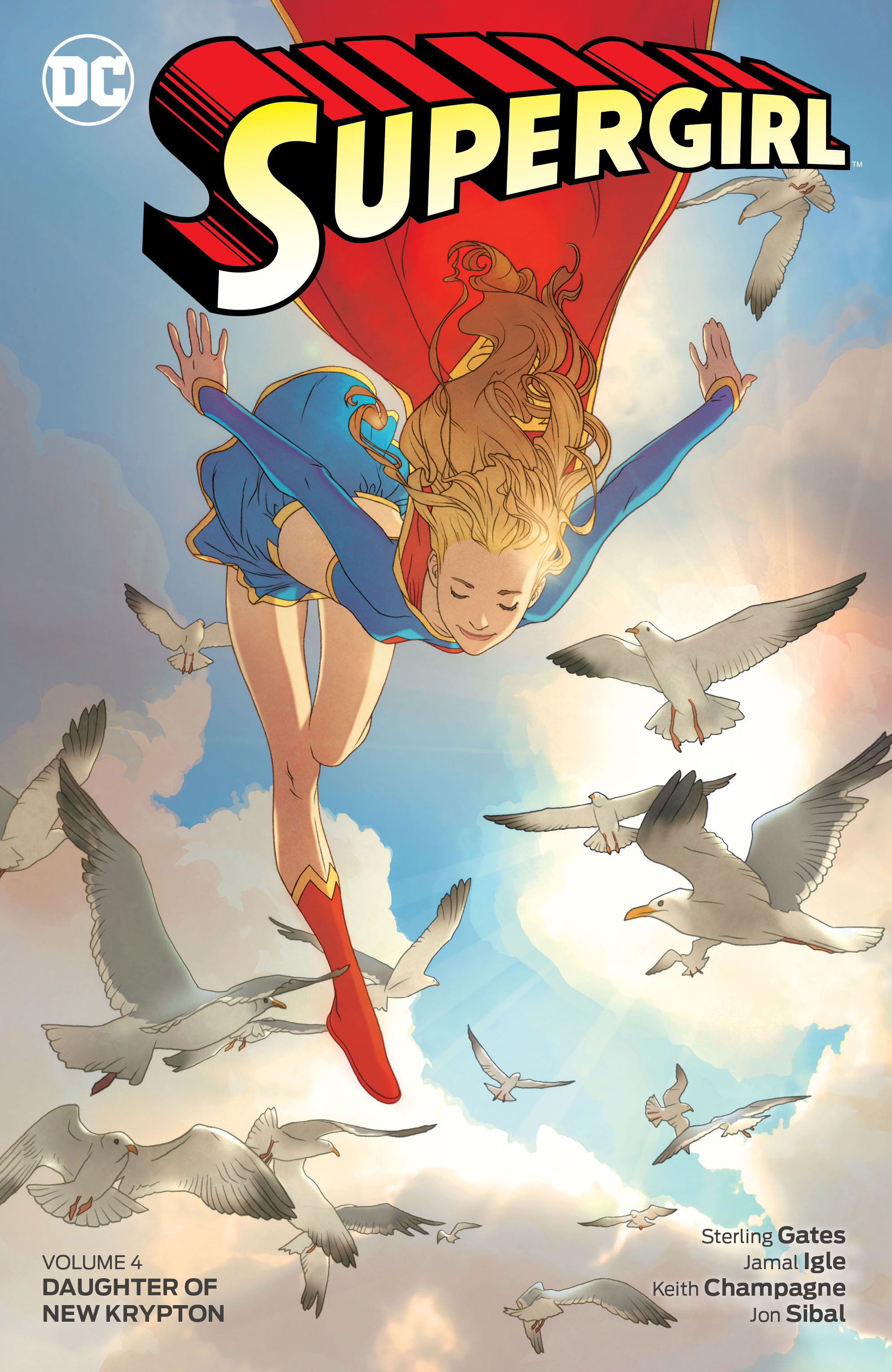 Supergirl: Daughter of New Krypton (Collected)