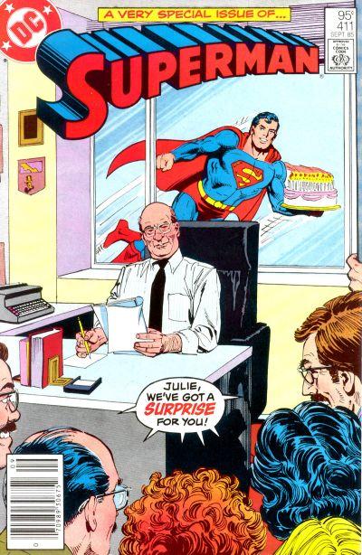 Superman Vol 1 411