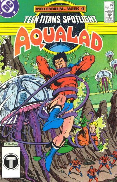 Teen Titans Spotlight Vol 1 18