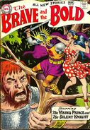 The Brave and the Bold v.1 22