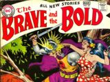 The Brave and the Bold Vol 1 22