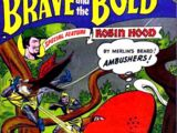 The Brave and the Bold Vol 1 9