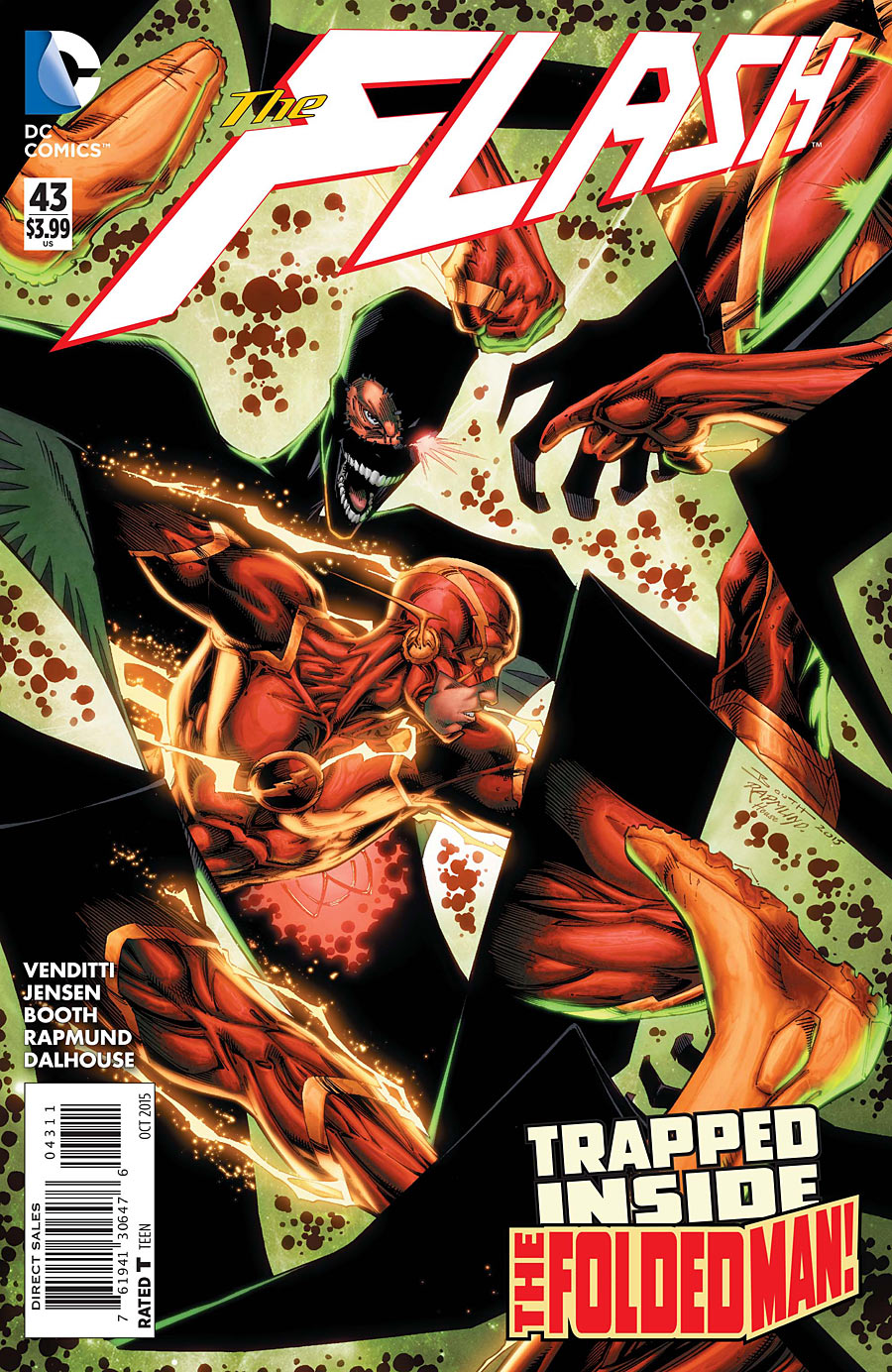 The Flash Vol 4 43